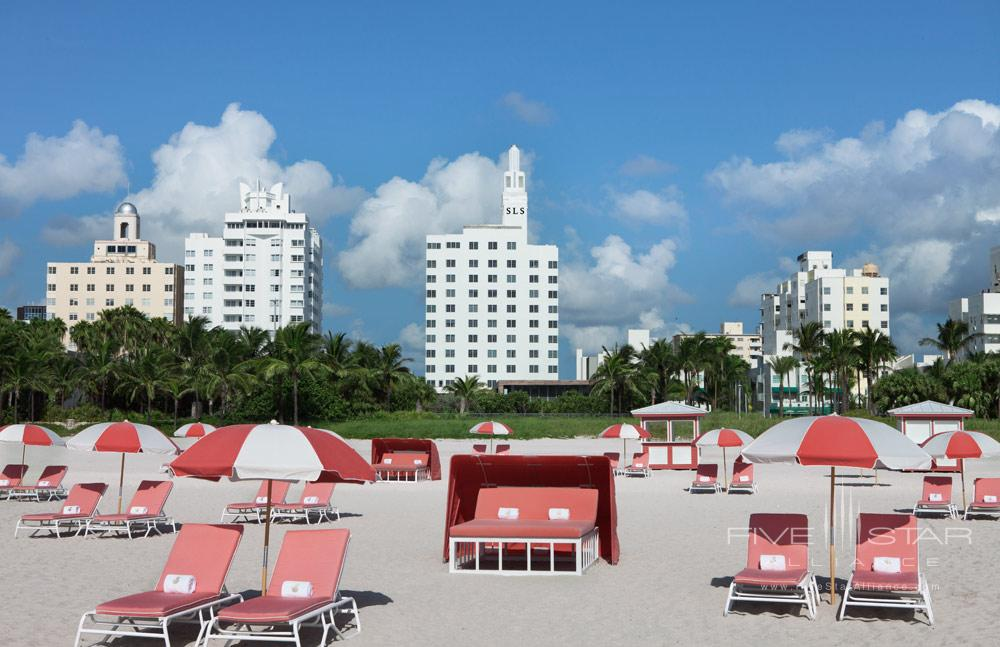 Hotel Beach at SLS Hotel South Beach, FL