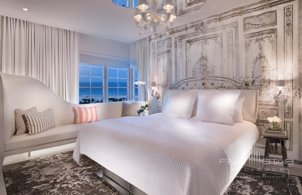 Ocean View King Guest Room at SLS Hotel South BeachFL