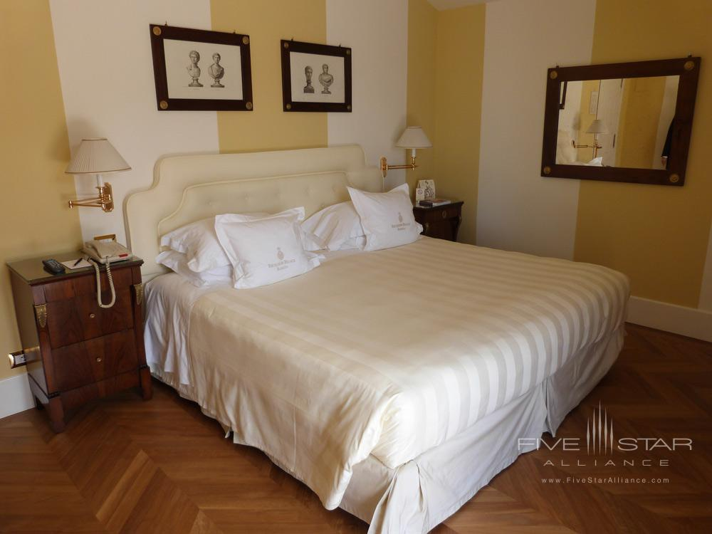 Guest Room at Excelsior Palace Hotel RapalloItaly