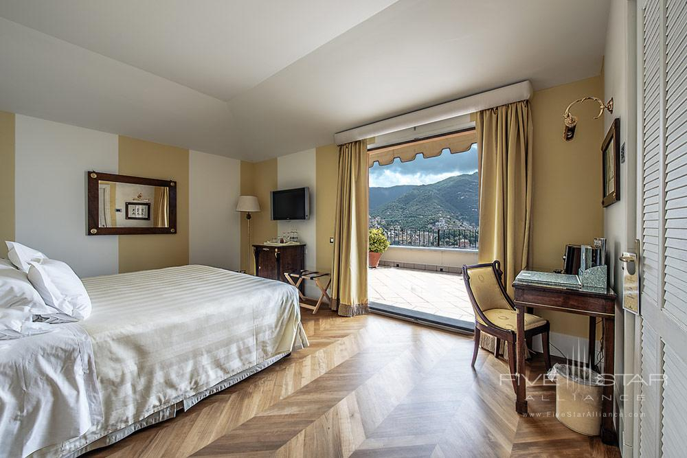 Guest Room With Views at Excelsior Palace Hotel Rapallo, Italy
