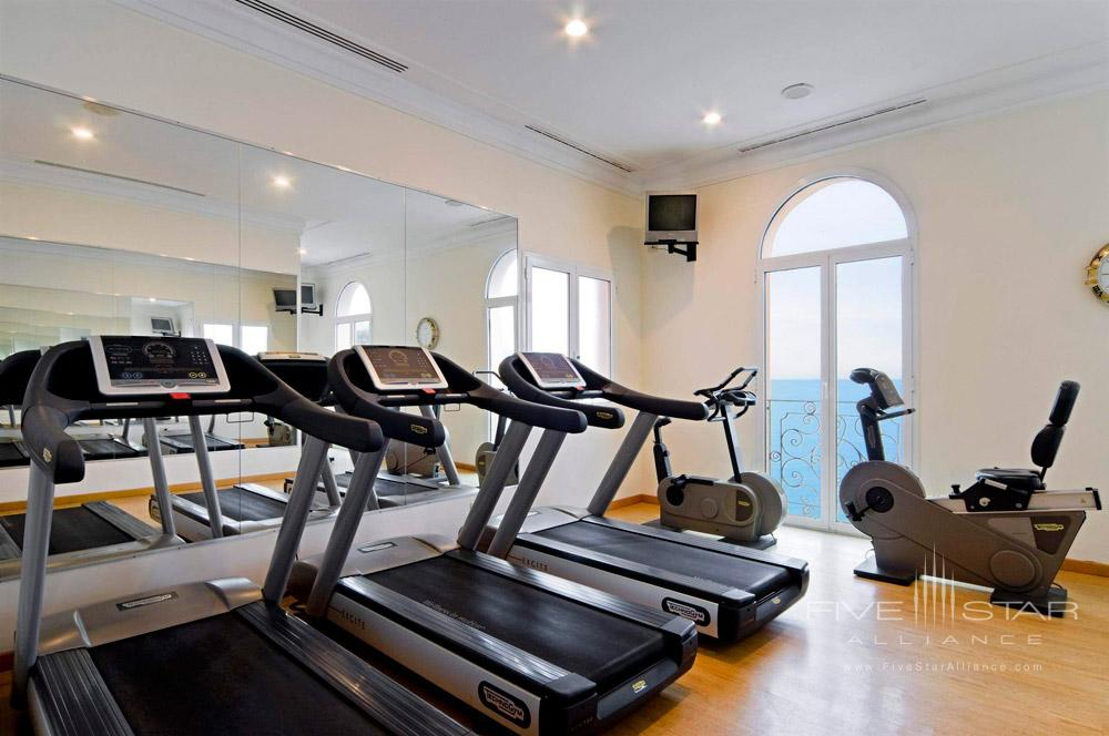 Gym at Excelsior Palace Hotel Rapallo, Italy