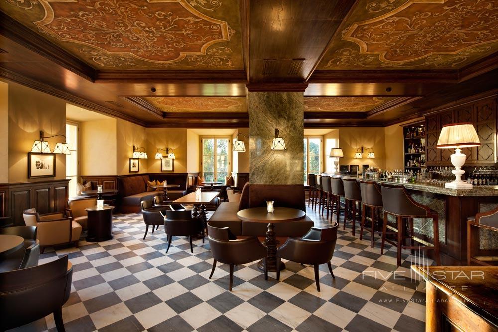 Visconti Bar at Hotel Castello di Casole