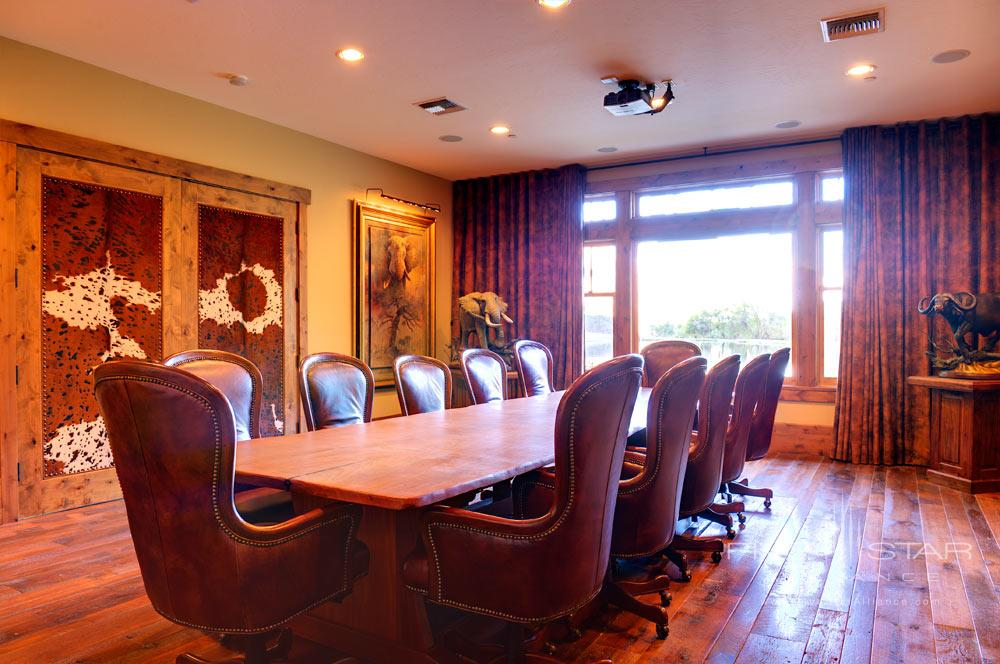 Board Room at Kessler CanyonDeBequeCO