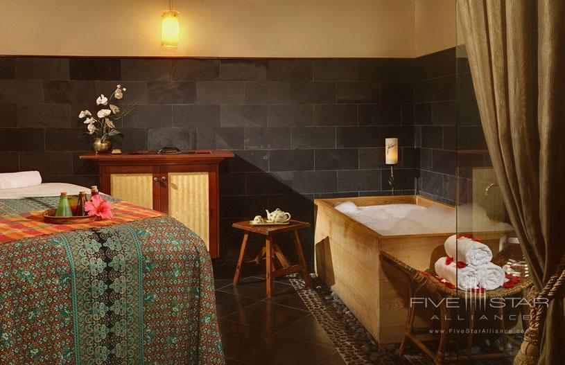 Paradise Point Resort Spa Treatment Room
