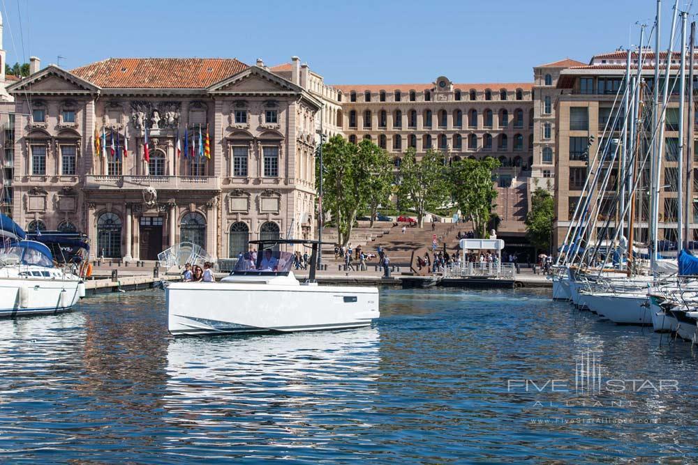 Harbor at InterContinental MarseilleFrance