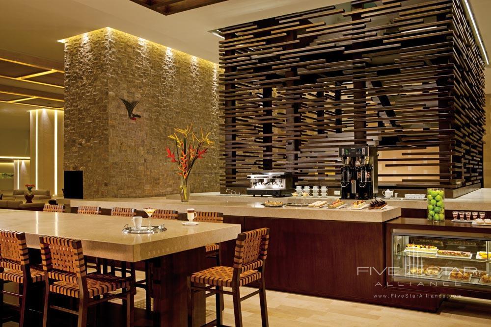 The Vine Bazaar Cafe at Secrets The Vine Cancun, Mexico