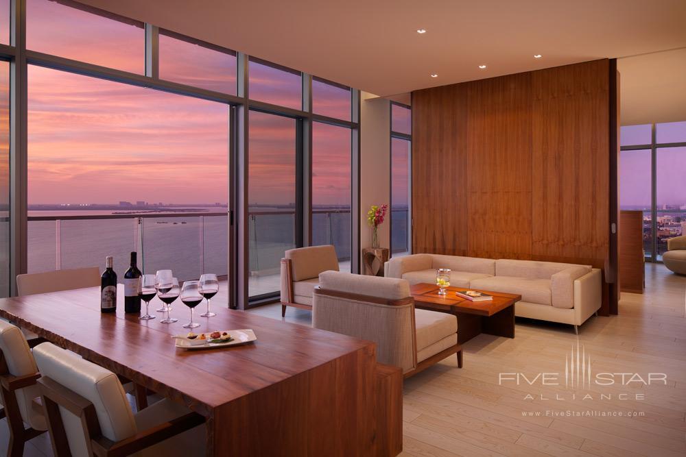 Preferred Club Master Suite at Secrets The Vine CancunMexico