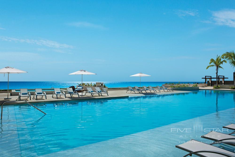 Pool at Secrets The Vine Cancun, Mexico