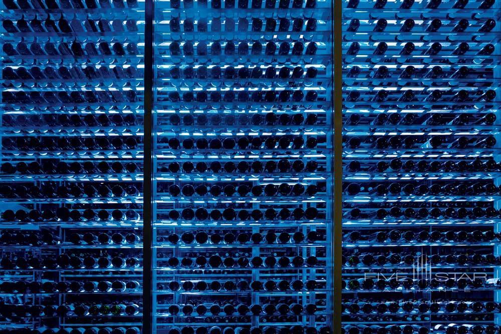 Wine Cellar at Secrets The Vine CancunMexico