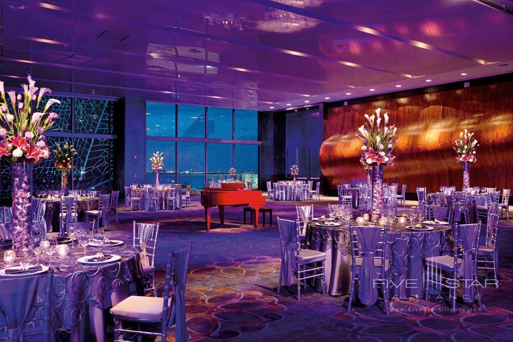 Ballroom at Secrets The Vine CancunMexico