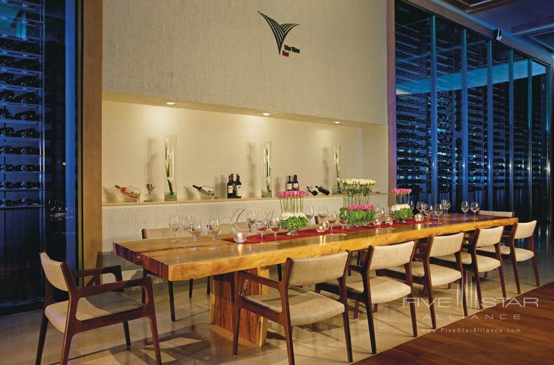 The Vine Bar at Secrets The Vine CancunMexico