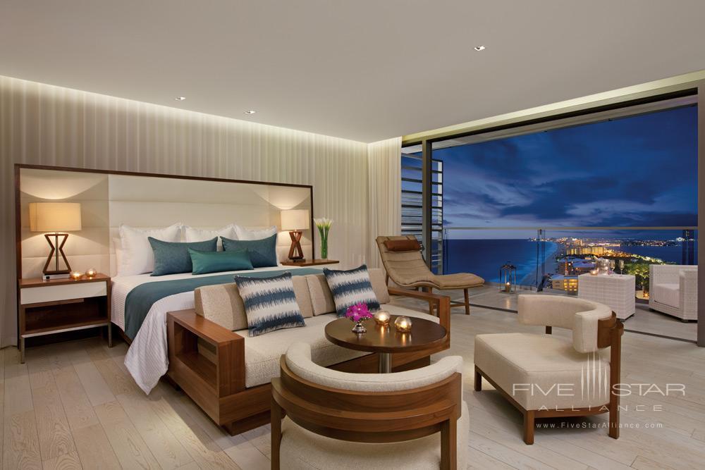 Junior Suite Ocean View at Secrets The Vine Cancun, Mexico