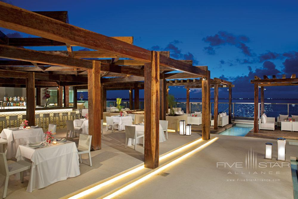 Olio Dining at Secrets The Vine Cancun, Mexico