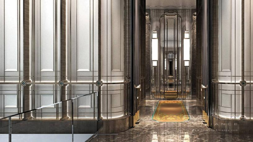 Four Seasons Hotel Pudong Shanghai