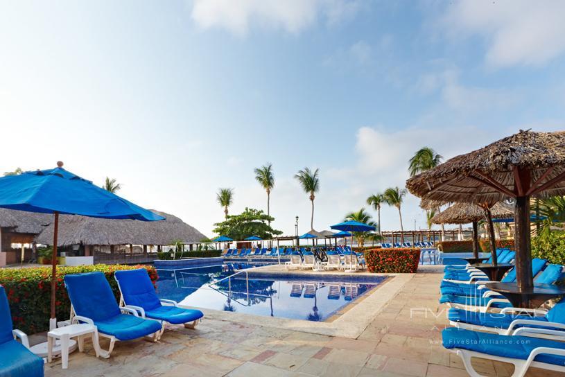Barcelo Huatulco Beach