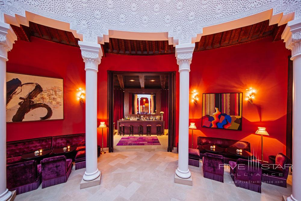 Lobby at The Pearl MarrakechMorocco