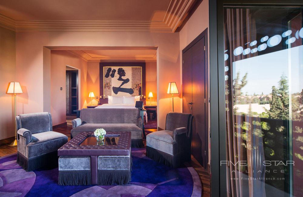 Junior Suite at The Pearl MarrakechMorocco