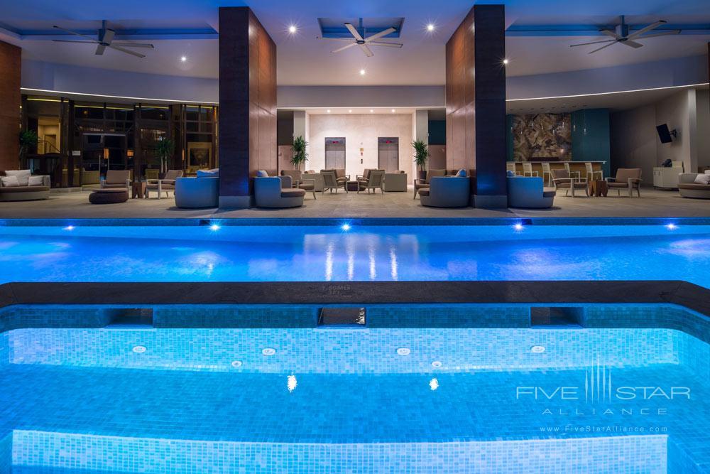 Outdoor Pool at Waldorf Astoria PanamaPanama City