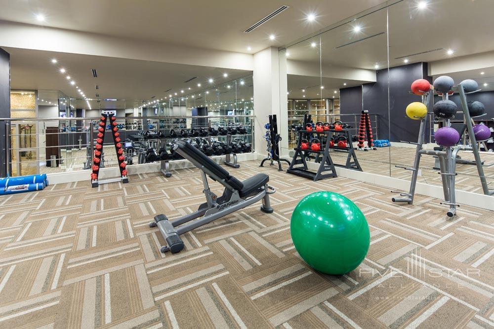 Fitness Center at Waldorf Astoria PanamaPanama City