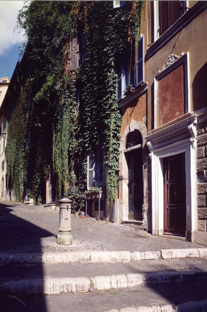 The Inn at the Roman Forum