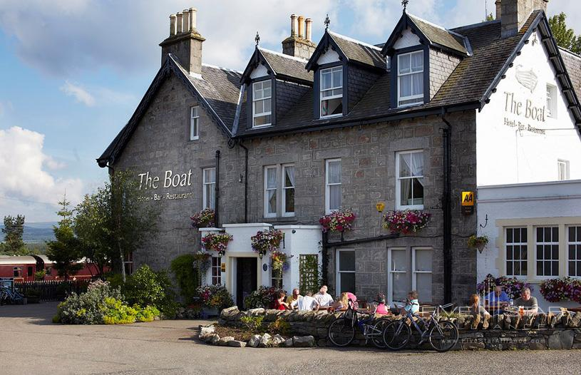 The Boat Hotel