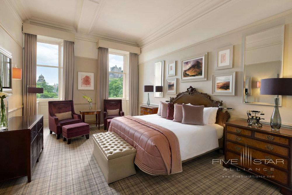 The Alexander Graham Bell Suite at the Waldorf Astoria Edinburgh - The Caledonian
