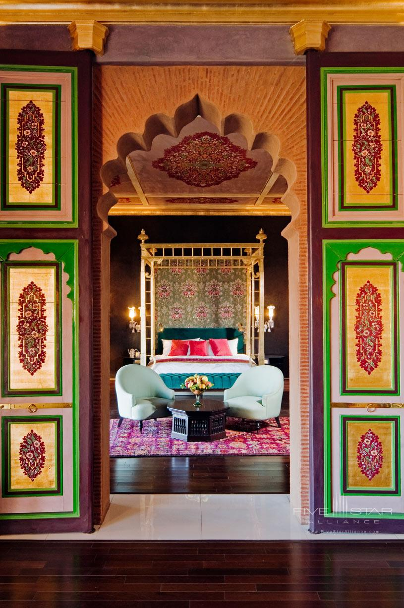 Taj Palace Marrakech Royal Suite