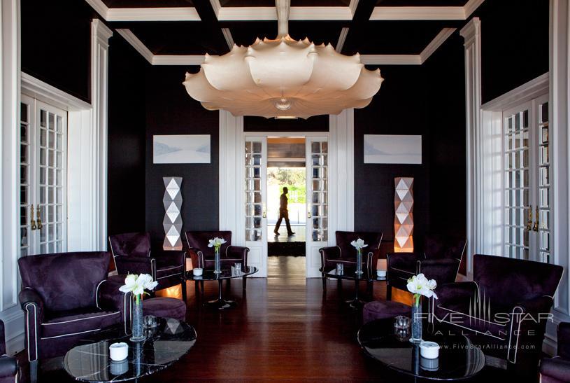 Sitting Area at Farol Hotel