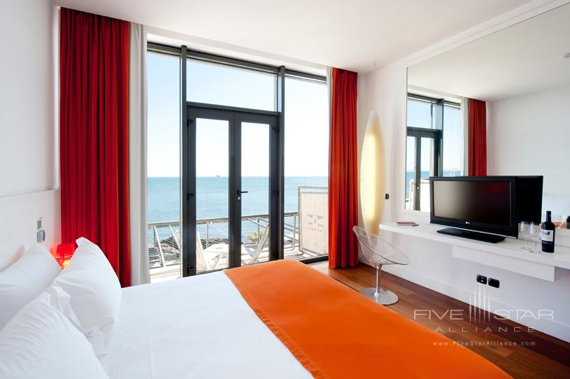 Guest Room with View at Farol Hotel