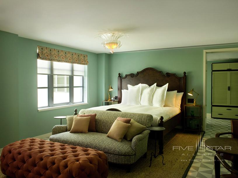 Guest Room at Soho Beach House
