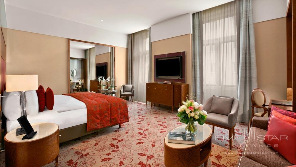 Grand Deluxe Room at Palais Hansen Kempinski Vienna