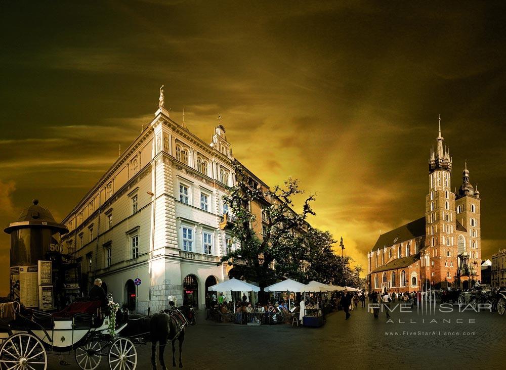 The Bonerowski PalacePoland