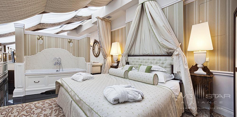 Guest Room at The Bonerowski PalacePoland