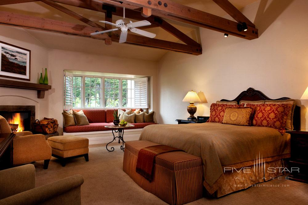 Estate Room at Casa Palmero Pebble Beach, CA