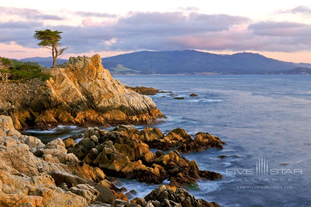 The Lone Cypress Casa Palmero at Pebble Beach, CA