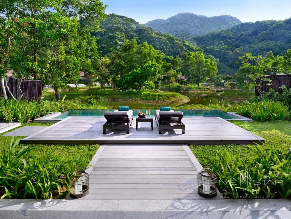 Lagoon Pool Villa at Banyan Tree Lang CoVietnam