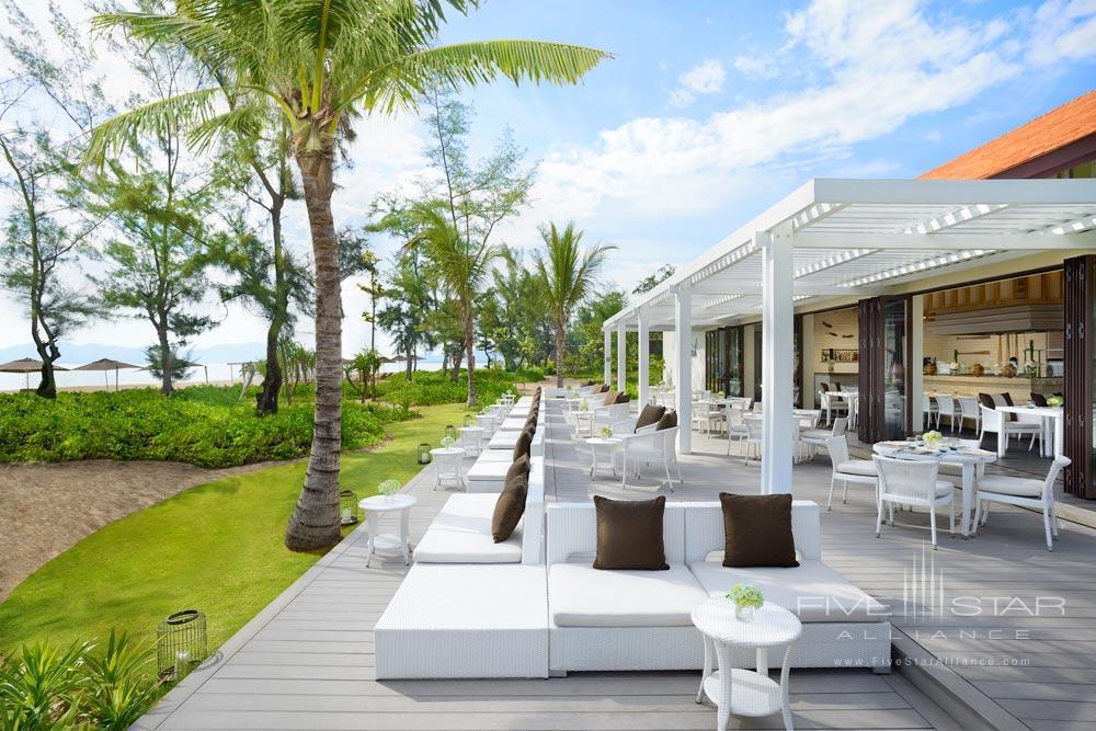 Restaurant Azura at Banyan Tree Lang CoVietnam
