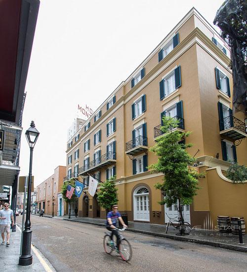 Hotel Mazarin Exterior