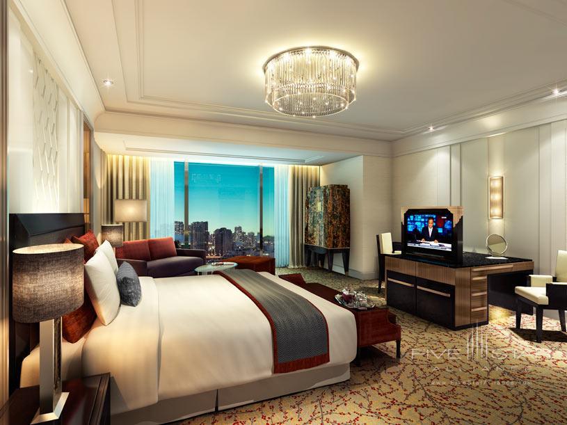 Deluxe Room at The ST Regis Chengdu Hotel