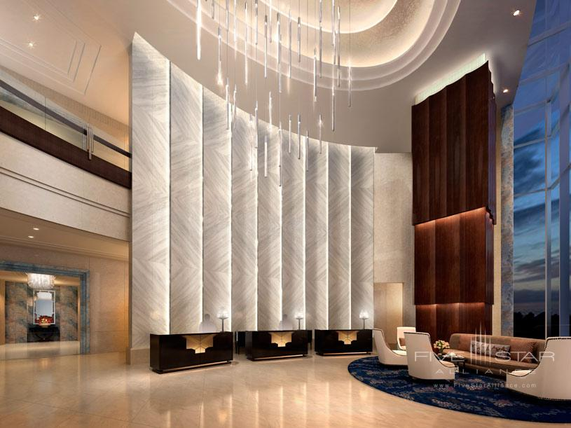 Drawing Room at The ST Regis Chengdu Hotel