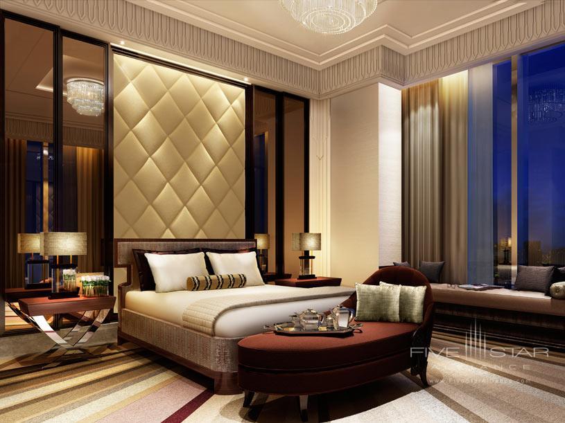 Single Room at The ST Regis Chengdu Hotel