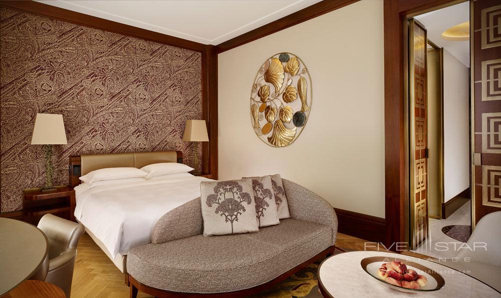 Park King Guest Room at Park Hyatt Vienna