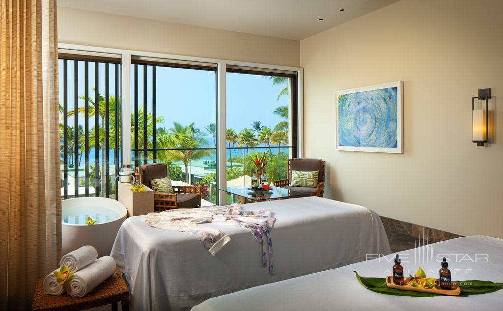 Spa Couples Treatment Suite at Andaz Maui at Wailea, Wailea, Hi, United States