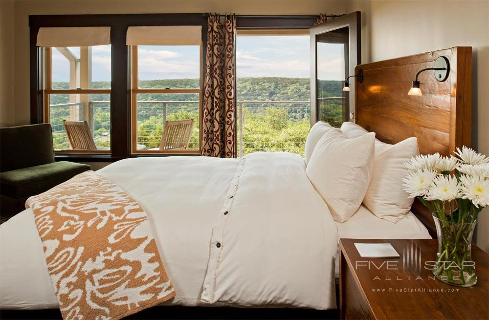 Canyon Signature Room at Travaasa Austin