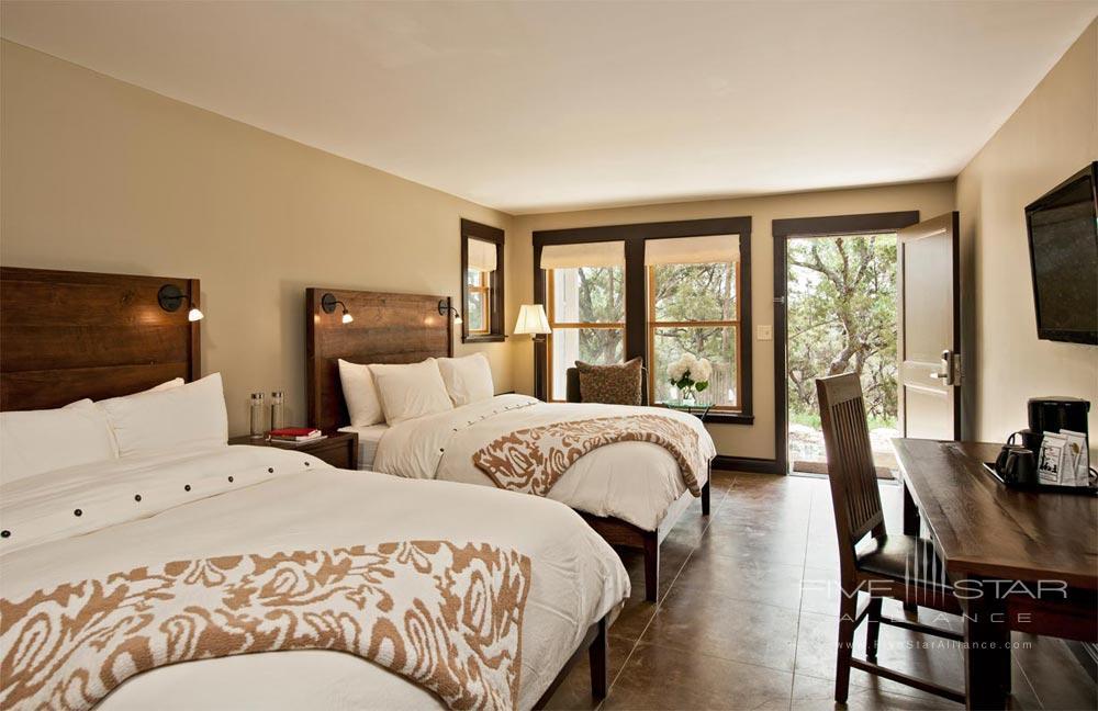 Nature Double Room at Travaasa Austin