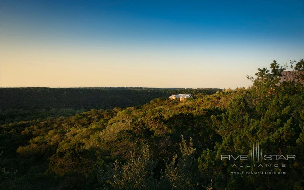 Scenic View at Travaasa Austin