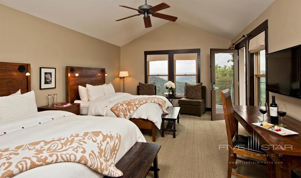 Canyon Double Room at Travaasa Austin