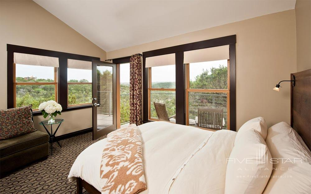 Canyon Single Room at Travaasa Austin