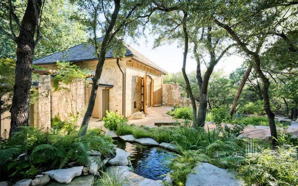 The Solidago Gardens at Travaasa Austin