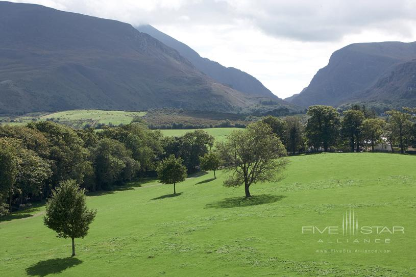 The Dunloe Park Gap View